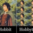 Ocho hobbits? Un Hobbyte