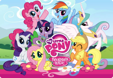 My Little Pony: sí, es en serio