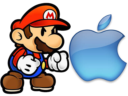Nintendo pwns Apple?