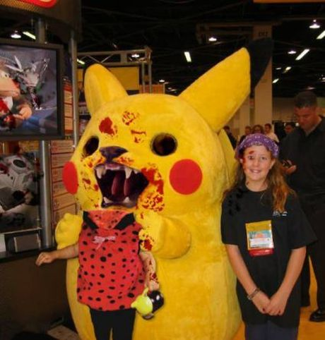cosas por las que Pokémon es terrorífico, cruel y no te dejará ...