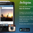 Instagram para Android ¡disponible ya!
