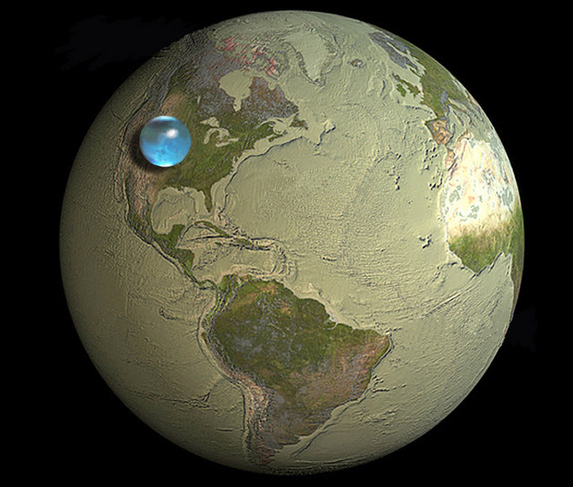 all-the-water-on-earth