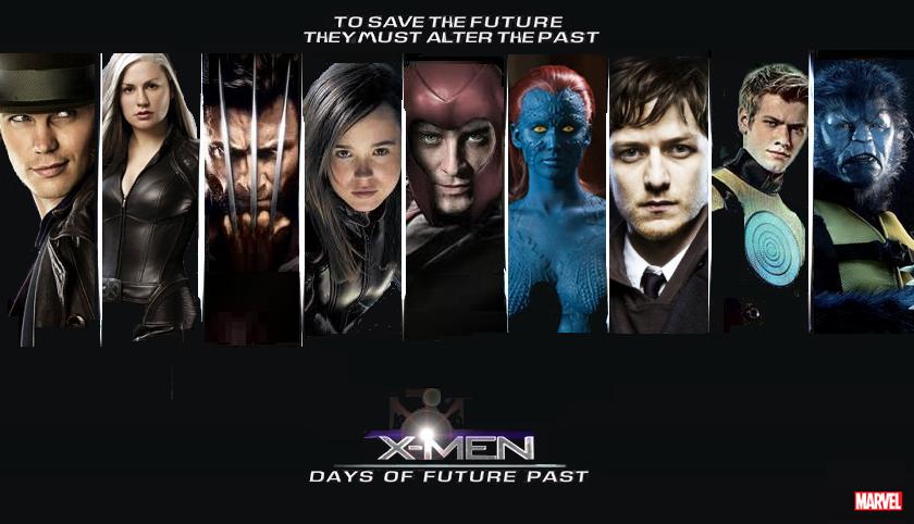 Conoce a los protagonistas de X-Men: Days of the future past