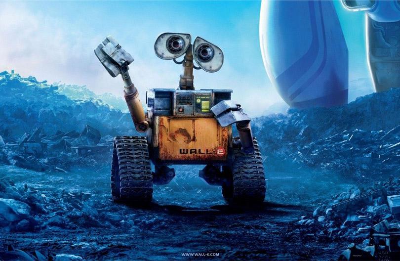 ¿Cómo sería tu personaje si...?  - Página 5 Pixar_walle