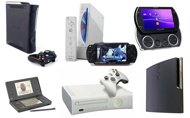 consolas de videojuegos lo ultimo