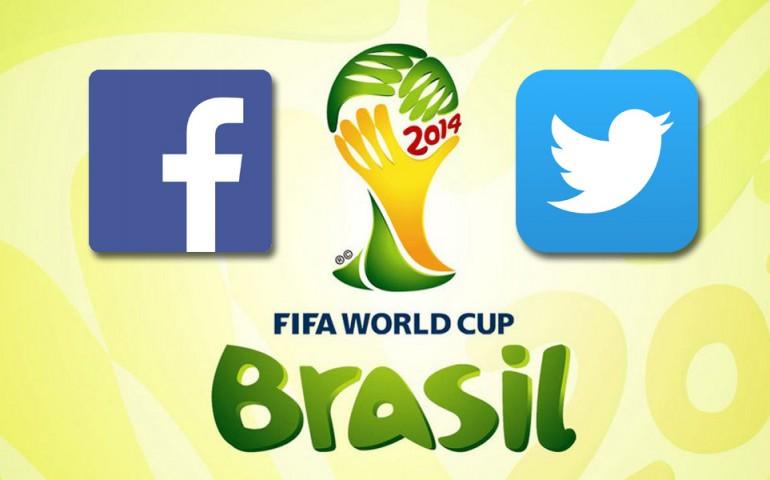 El Mundial registra 815 millones de interacciones en Facebook y 300 millones de tuits