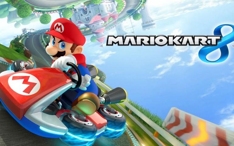 Mario Kart 8 recibirá los circuitos de Zelda y F-Zero